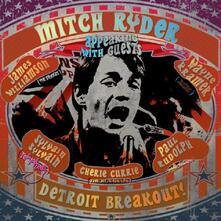 Detroit Breakout! (Limited Edition) - Vinile LP di Mitch Ryder