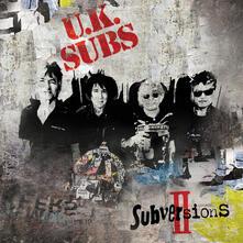 Subversions II (Coloured Vinyl) - Vinile LP di UK Subs