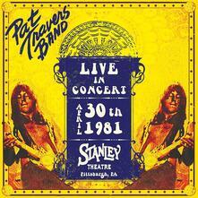 Live in Concert April 30th 1981 - Vinile LP di Pat Travers