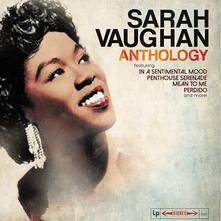 Anthology - Vinile LP di Sarah Vaughan