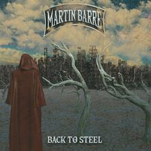 Back to Steel - Vinile LP di Martin Barre