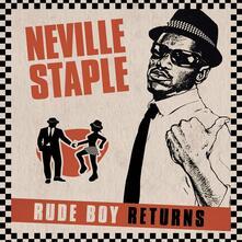 Rude Boy Returns - Vinile LP di Neville Staple