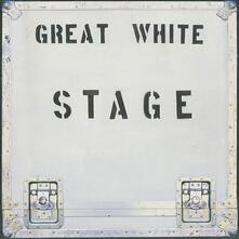 Stage - Vinile LP di Great White