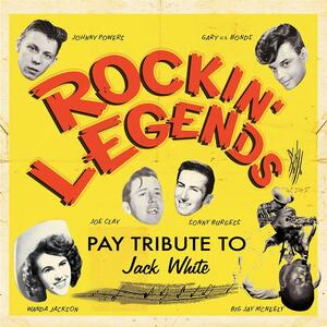 CD Rockin Legends Pay Tribute to Jack White