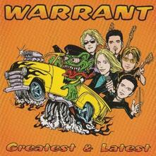Greatest and Latest - Vinile LP di Warrant