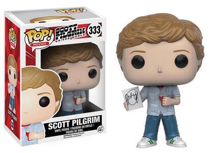 Funko POP! Movies. Scott Pilgrim vs. the World. Scott Pilgrim. - 3