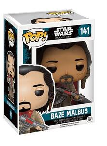 Funko POP! Star Wars Rogue One. Baze Malbus