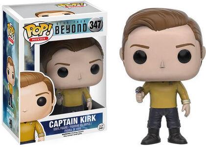 Giocattolo Action Figure Funko. Pop! Movies. Star Trek Beyond. Kirk Funko