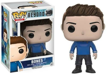 Giocattolo Action Figure Funko. Pop! Movies. Star Trek Beyond. Bones Funko