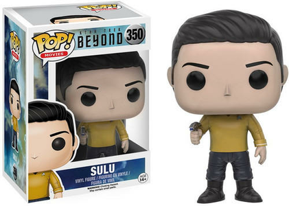 Giocattolo Action Figure Funko. Pop! Movies. Star Trek Beyond. Sulu Funko 0