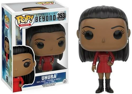 Giocattolo Action Figure Funko. Pop! Movies. Star Trek Beyond. Uhura Funko 0