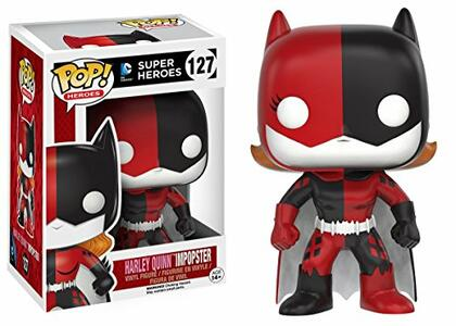 Funko POP! Heroes ImPOPsters. Batgirl as Harley Quinn ImPOPster - 3