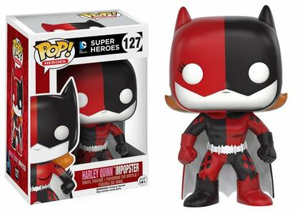 Funko POP! Heroes ImPOPsters. Batgirl as Harley Quinn ImPOPster - 4