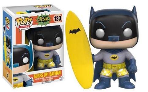 Funko POP! Heroes. Batman TV 1966 Surfs Up! Batman