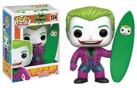 Funko POP! Heroes. Batman TV 1966 Surfs Up! Joker
