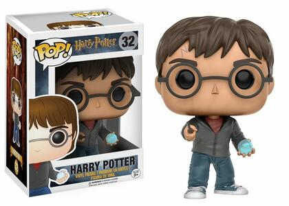 Funko POP! Movies. Harry Potter. Harry Potter with Prophecy - 3