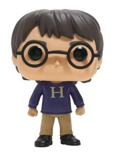 Funko POP! Harry Potter. Harry Potter in Sweater - 2