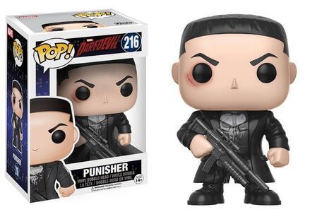 Funko POP! Television. Daredevil. Punisher - 3