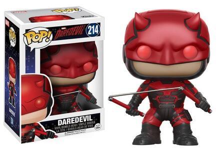 Funko POP! Television. Daredevil. DAREDEVIL in Helmet - 3