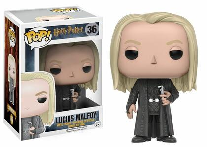 Funko POP! Movies. Harry Potter. Lucius Malfoy - 3