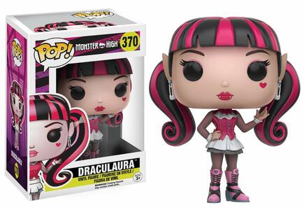 Funko POP! Monster High. Draculaura Vinyl Figure 10cm - 4