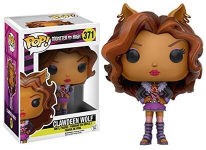 Funko POP! Monster High. Clawdeen Wolf - 4