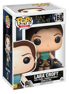 Funko POP! Games. Tomb Raider Lara Croft