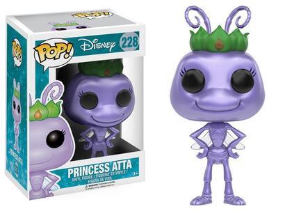 Funko POP! Disney A Bugs Life. Princess Atta - 3