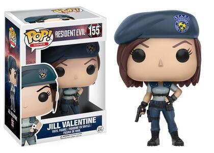 Funko POP! Games Resident Evil. Jill Valentine - 3