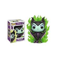 Funko POP! Disney. Maleficent In Green Flame Vinyl Figure 10cm limited