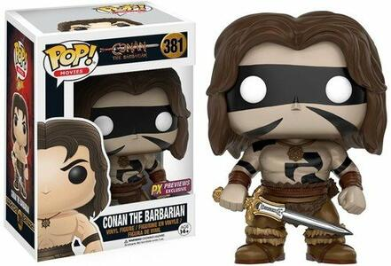 Funko POP! Movies. Conan The Barbarian. Masked Conan