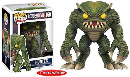 Funko POP! Games Resident Evil. Hunter Oversized - 2