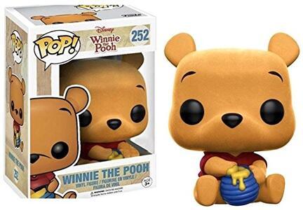 Funko POP! Disney Winnie The Pooh. Flocked Winnie