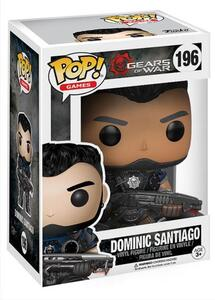Funko POP! Games. Gears Of War-Dominic Santiago - 2