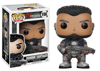 Funko POP! Games. Gears Of War-Dominic Santiago - 3