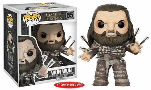 Funko POP! Game Of Thrones. Wun Wun Oversized - 3