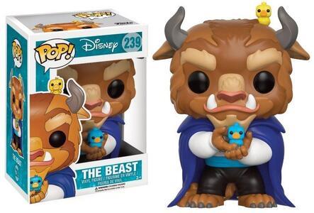 Funko POP! Disney Beauty And The Beast. Winter Beast with birds - 3