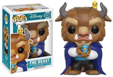 Funko POP! Disney Beauty And The Beast. Winter Beast with birds - 5