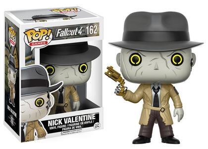 Funko POP! Games. Fallout 4. Nick Valentine - 3