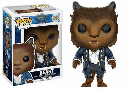 Funko POP! Beauty and the Beast Live Action. Beast.