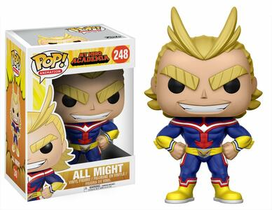 Funko POP! Animation My Hero Academia. All Might - 4