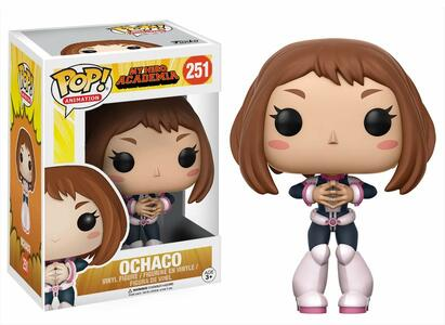 Funko POP! Animation My Hero Academy. Ochaco - 5