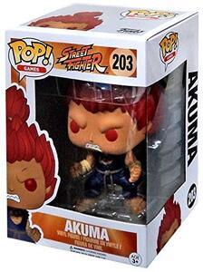 Funko POP! Games. Street Fighter Akuma - 2