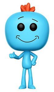 Funko POP! Animation. Rick & Morty Mr. Meeseeks - 2