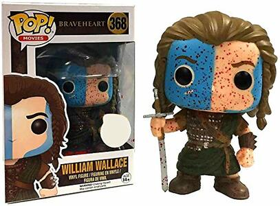 Funko POP! Movies. Braveheart William Wallace Bloody - 2