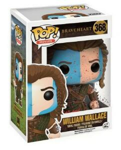 Funko POP! Movies. Braveheart William Wallace Bloody - 3