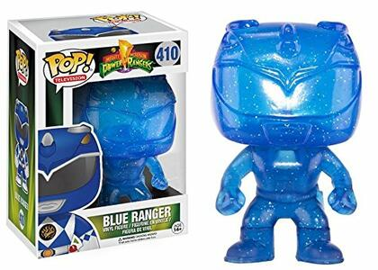 Funko POP! Television. Power Rangers. Blue Ranger Morphing - 2