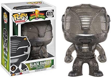 Funko POP! Television. Power Rangers. Black Ranger Morphing
