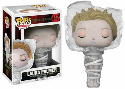 Funko POP! Television. Twin Peaks. Laura Palmer Wrapped in Plastic - 5