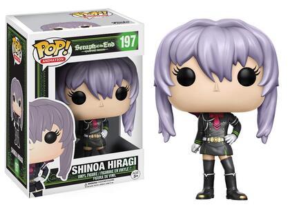 Funko POP! Animation Seraph Of The End. Shinoa Hiragi - 2